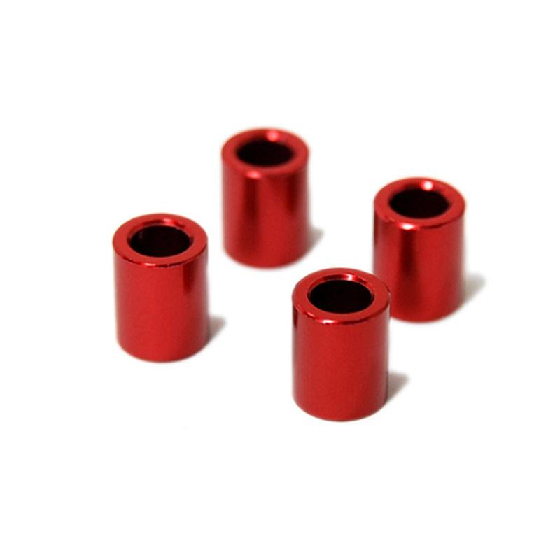 Elektro Alu-Abstandshalter 10mm für 4,5 mm Schraube