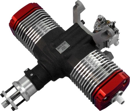 RM70V2 - Benzin-Boxermotor