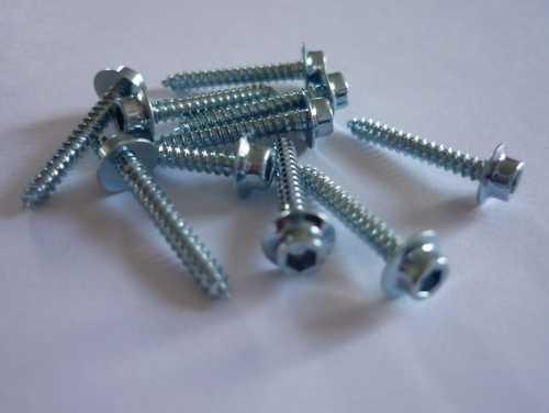 Servo Screws, Socket Drive 2,2 x 14 mm