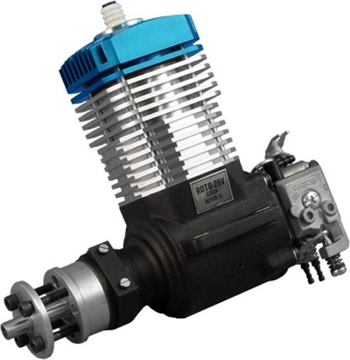 RM25V - Benzinmotor