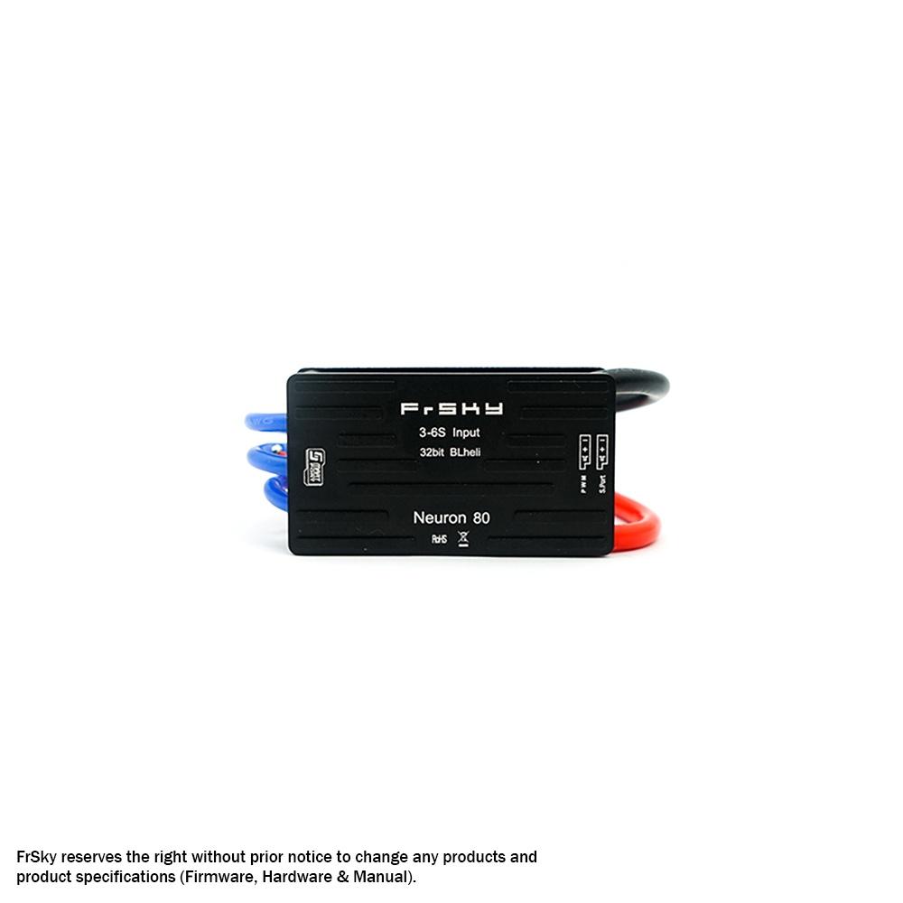 Frsky controller 80A Neuron 80 ESC