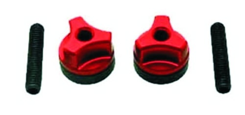 Tragflächenschrauben rot M6
