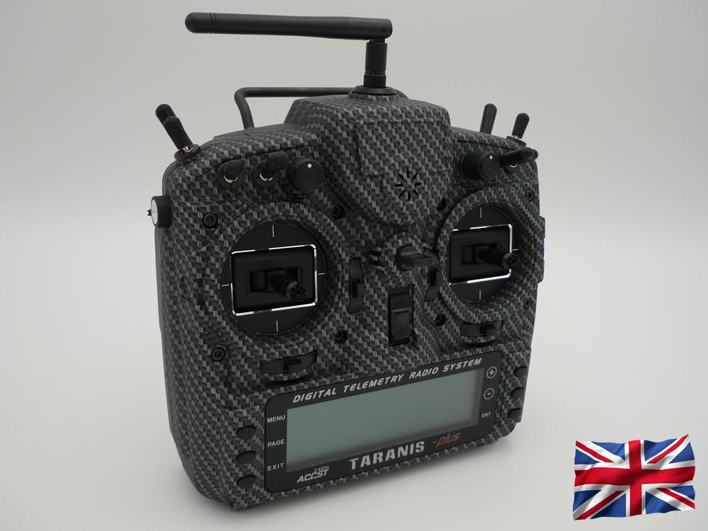 TARANIS X9D-plus EU/LBT FrSky CF+Steele Special-Edition