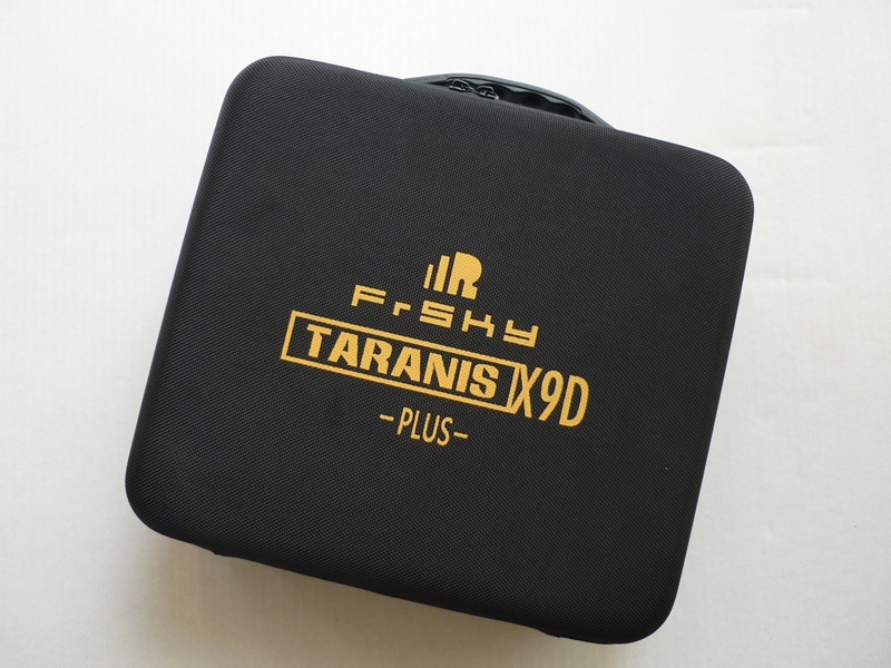 Taranis X9D-plus EVA-Bag (Softcase)