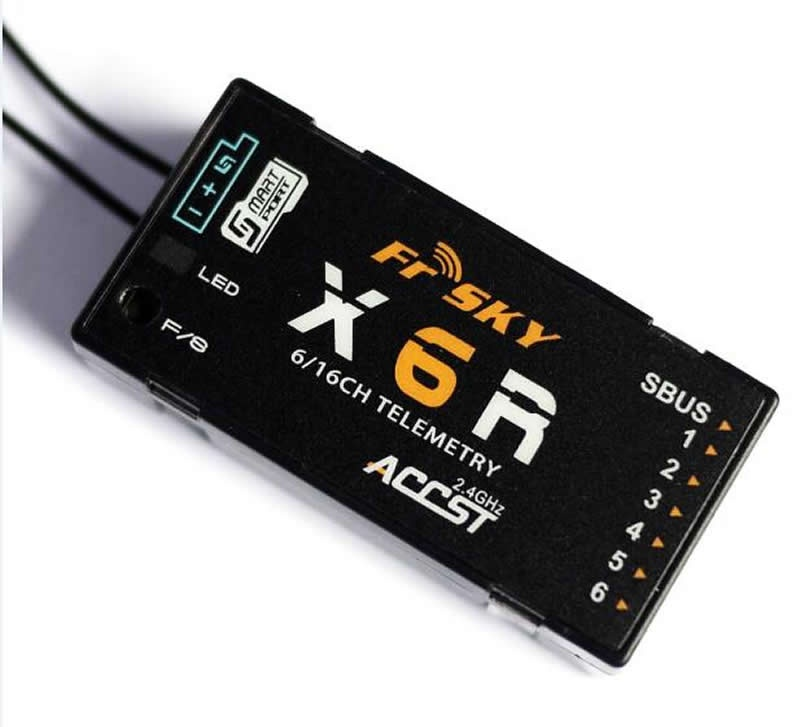 Empfänger X6R/LBT (Standard Antenne)