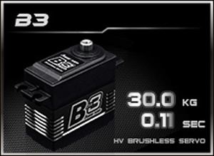 Power-HD Digital BL Servo B3 HV