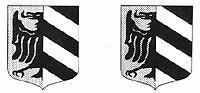 I/JG54 Staffelabzeichen 1:4