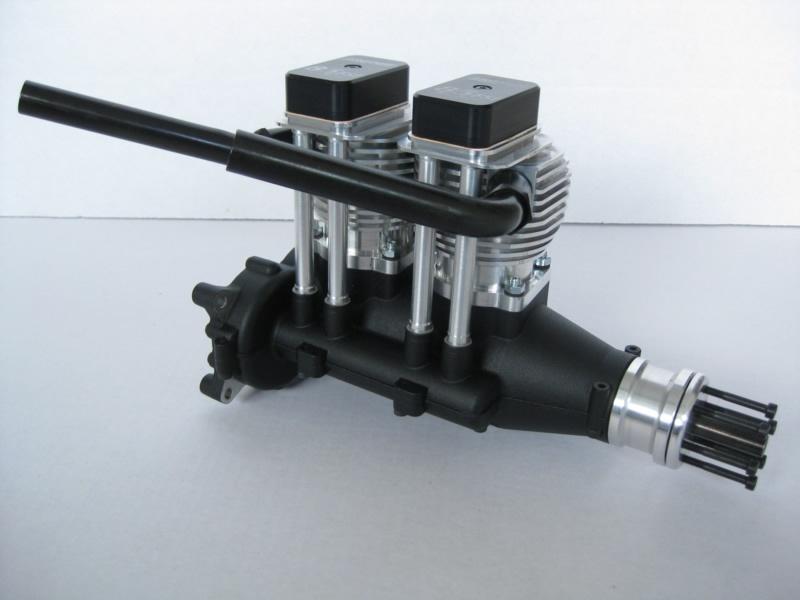 RM85FSI - 4-Takt Benzinmotor