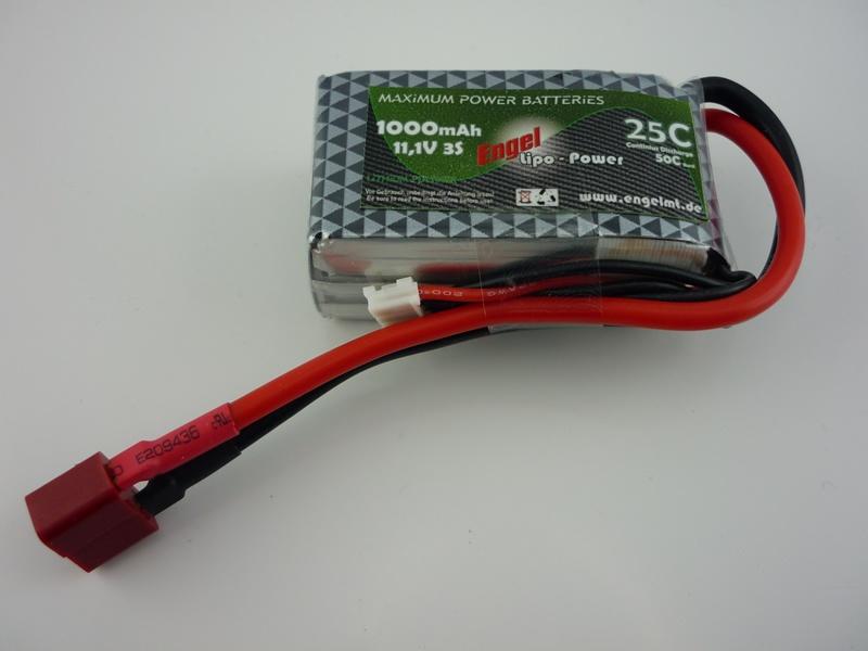 Engel-Lipo-Power 1000 11,1V, 25/50C