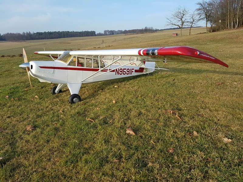 EM Christen Husky A1, SPW 2690 mm