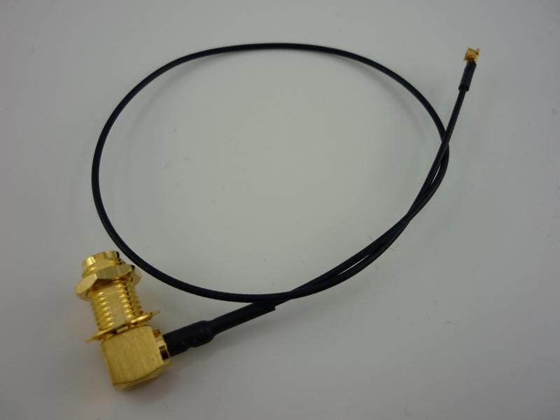 Taranis X9E Antennenverlängerung InternalBoard/Antennenfuß