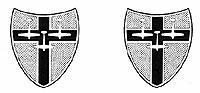 III/JG54 Grünherz Staffelabzeichen 1:8