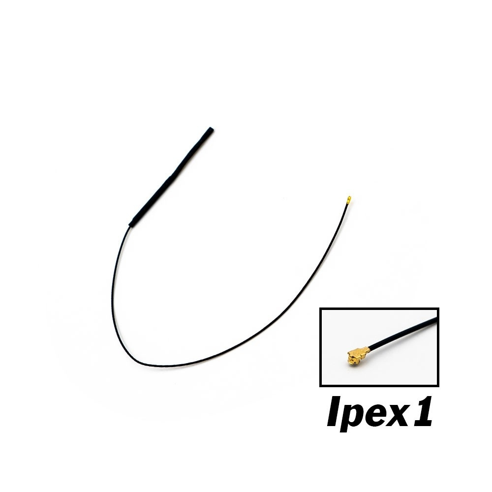FrSky 2.4GHz 250mm IPEX1 Dipole Antenne