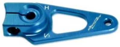 Alu-Servohebel 25 mm 4-40 HI V3