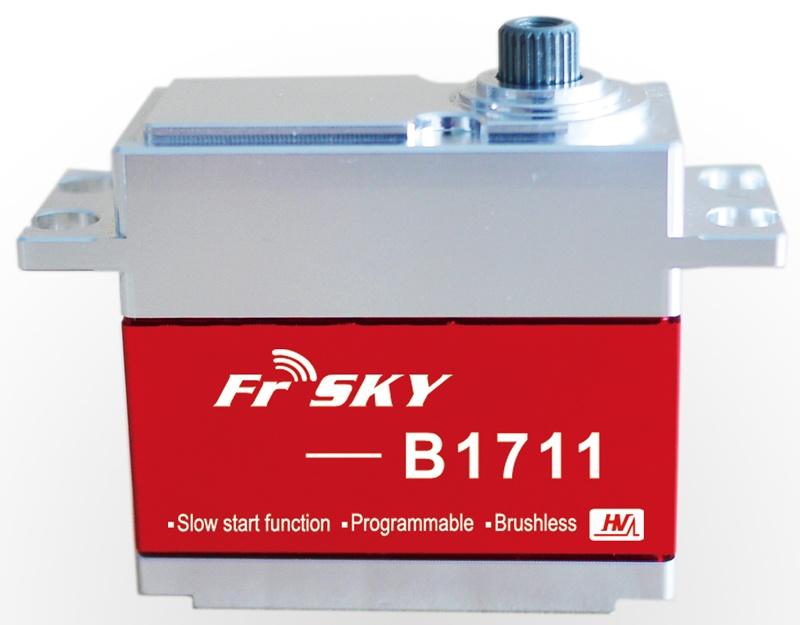 FrSky S-Bus/PWM BL Servo B1711