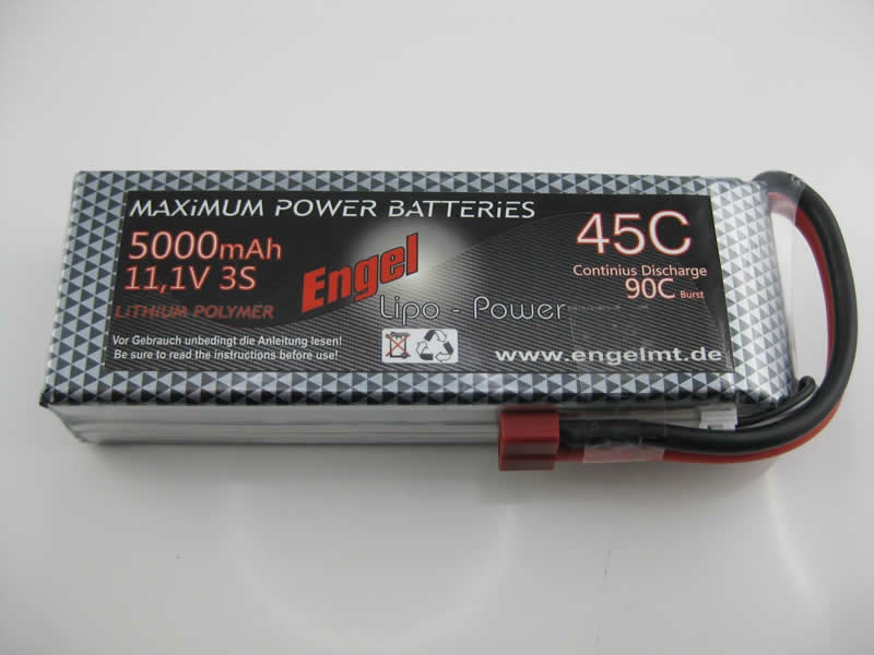 Engel-Lipo-Power 5000 11,1V, 45/90C