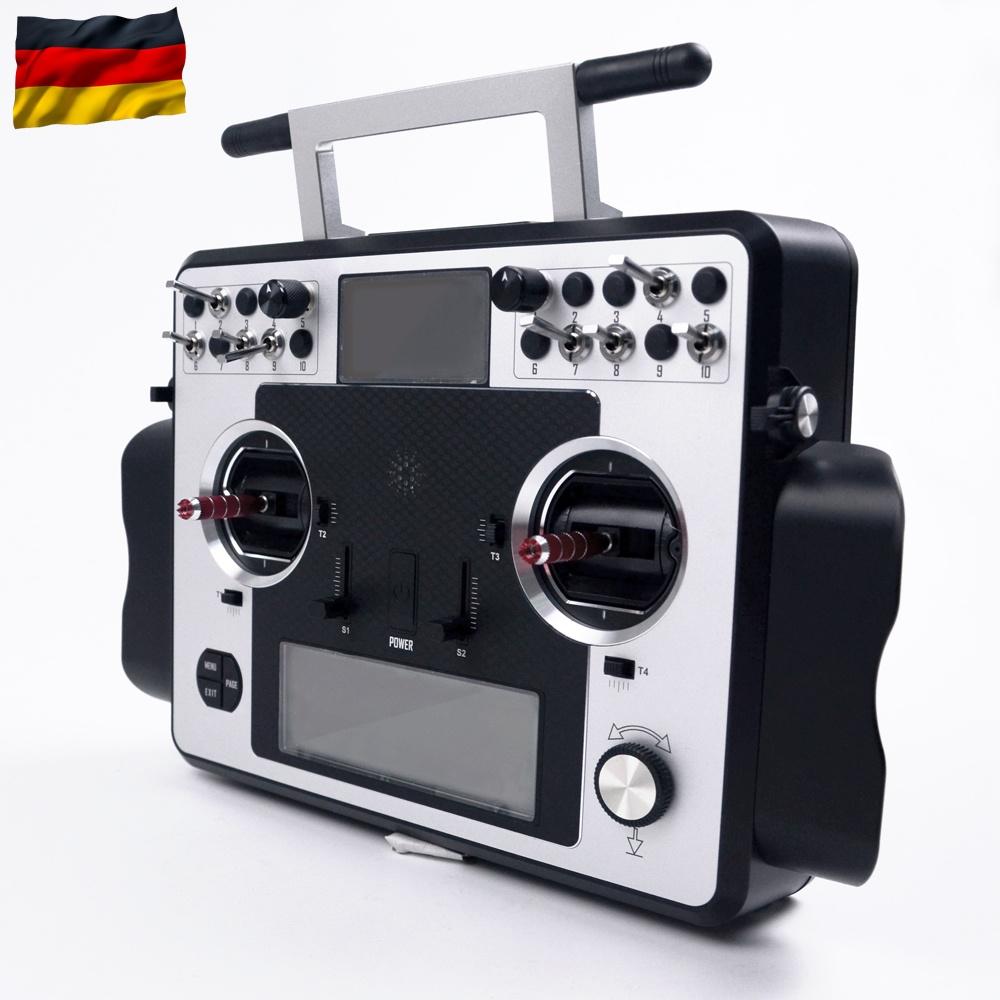 TARANIS X9E EU/LBT FrSky Senderset, dt. Menüführung/Sprache