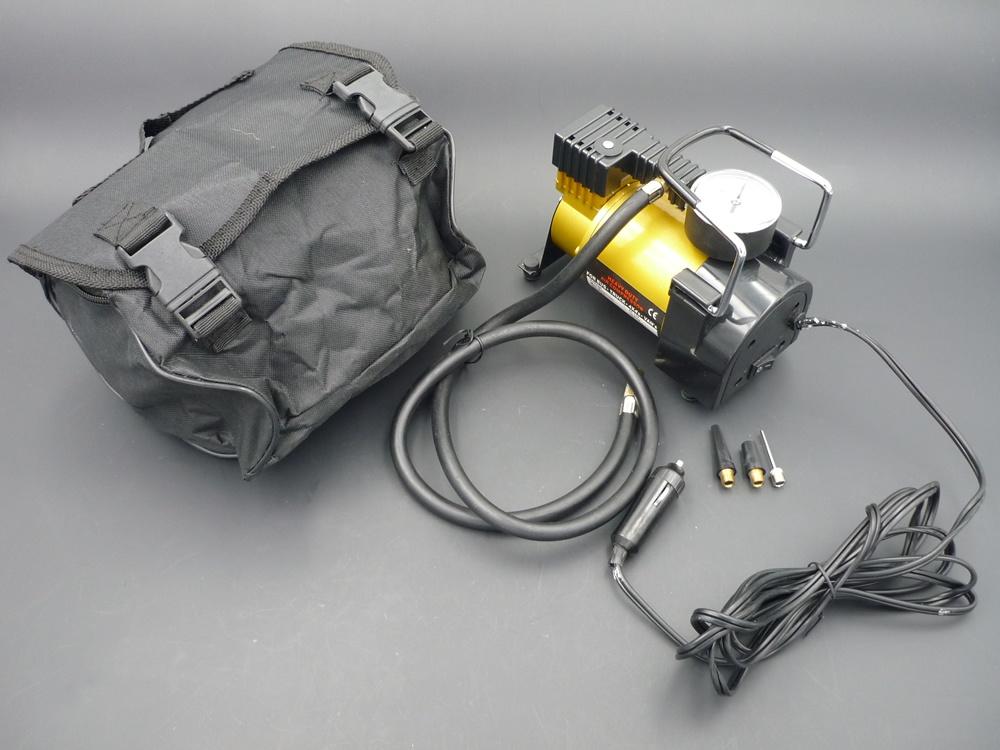 Air Compressor DC12V with bag