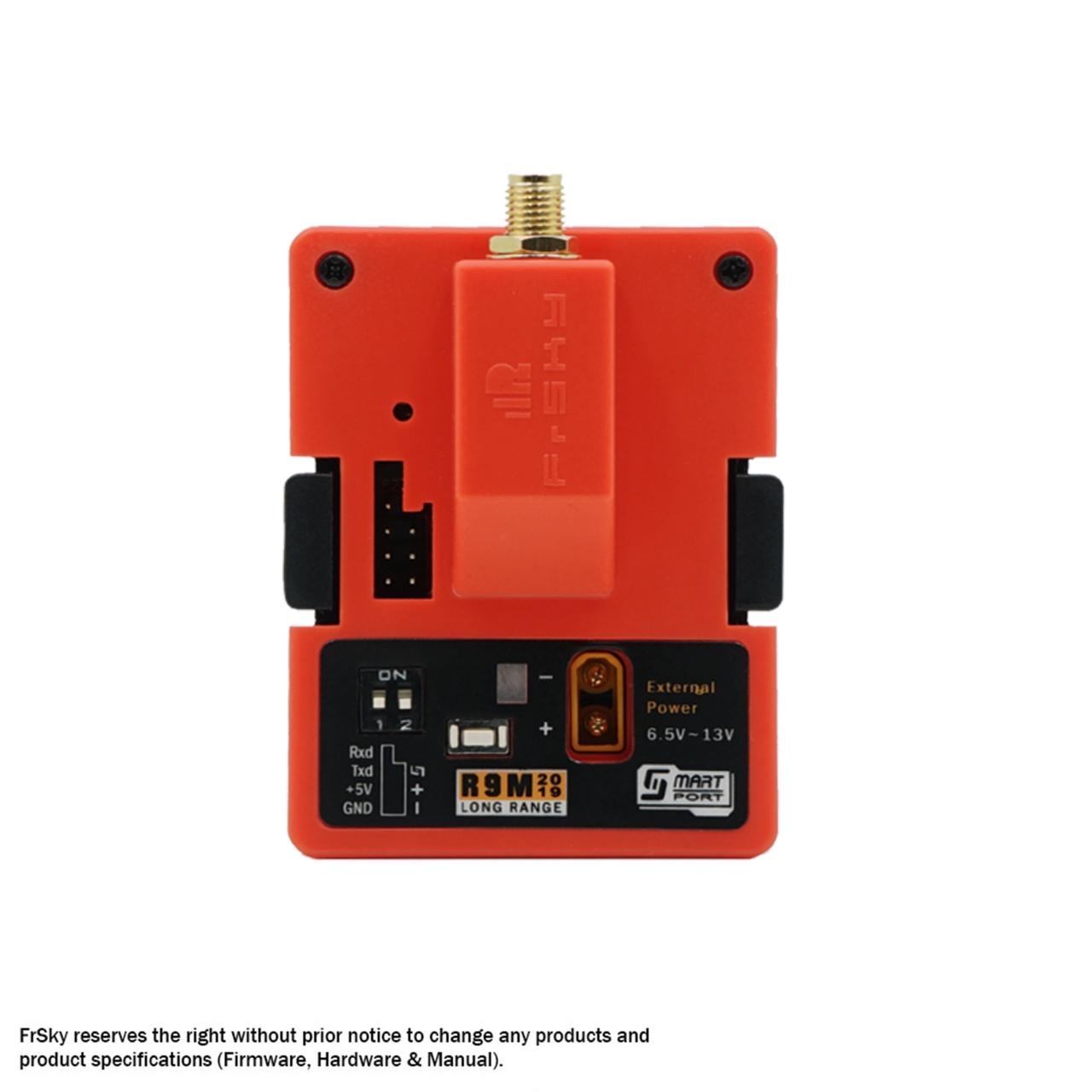 868 mHz FrSky R9M HF-Modul 2019