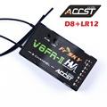 ACCST D8 + LR12 2,4GHz Empfänger