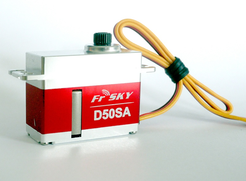 FrSky S-Bus/PWM Digital Servo D50SA