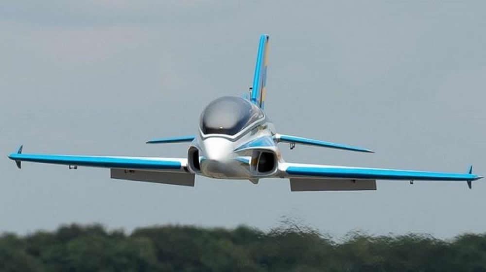 TopRC Sport Jet Aspire Blau 78,5 ARF