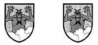1/JG1 Staffelabzeichen 1:6
