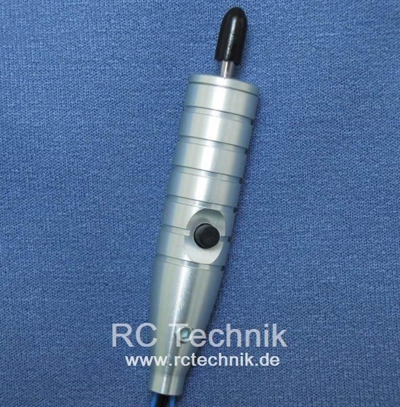 Taranis X9E Knüppelschalter mit 3-pos. Schalter und Taste