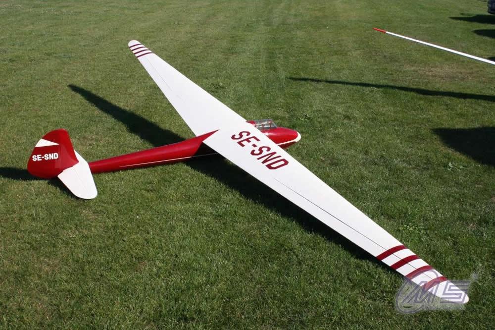 MS FW 50 Weihe SPW wingspan