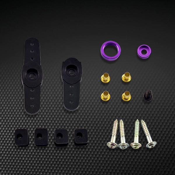 2116.056 - 10,0kg- 7 HV Purple Power-HD Digital BL servo STORM
