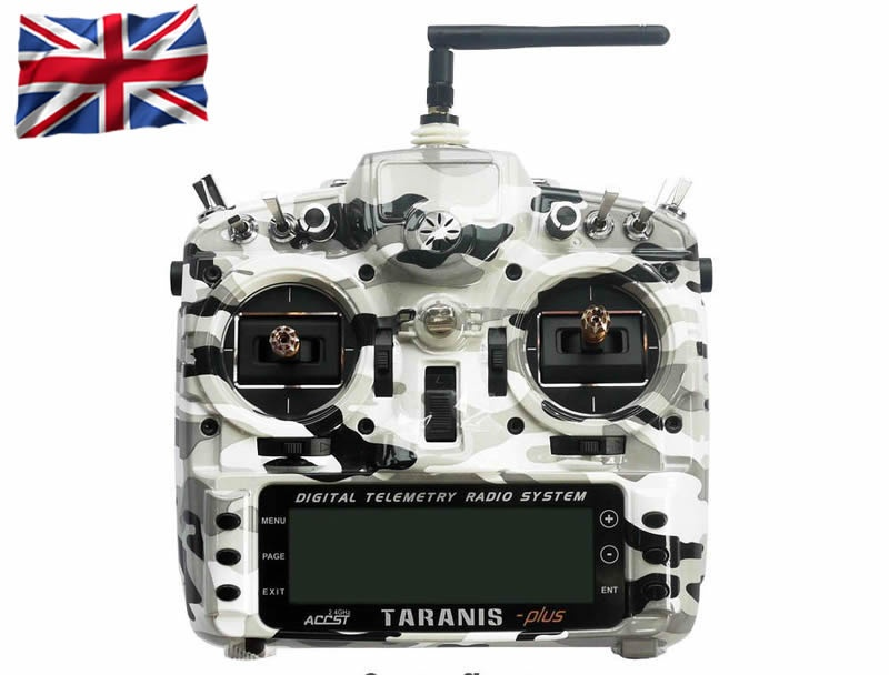 TARANIS X9D-plus EU/LBT FrSky Camouflage Special-Edition