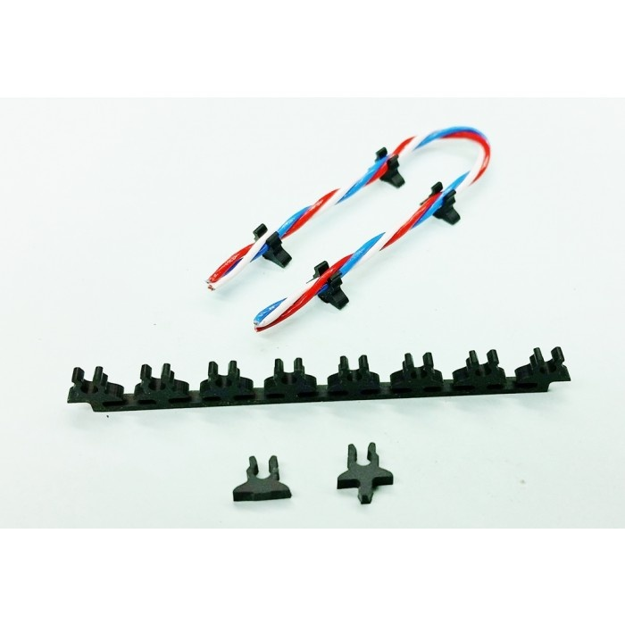 cable holder single 1 mm