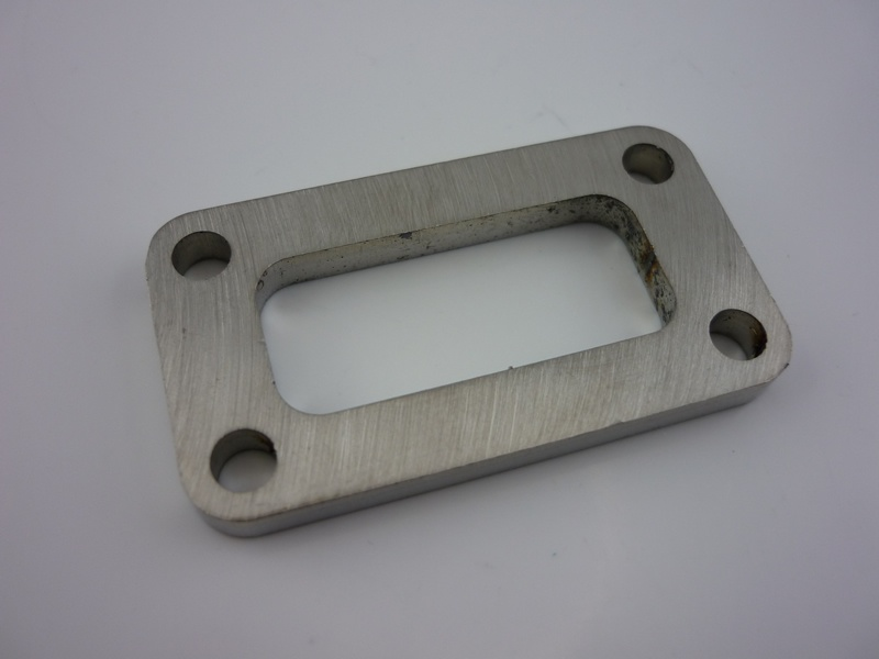 stainless steel flange EVO 54
