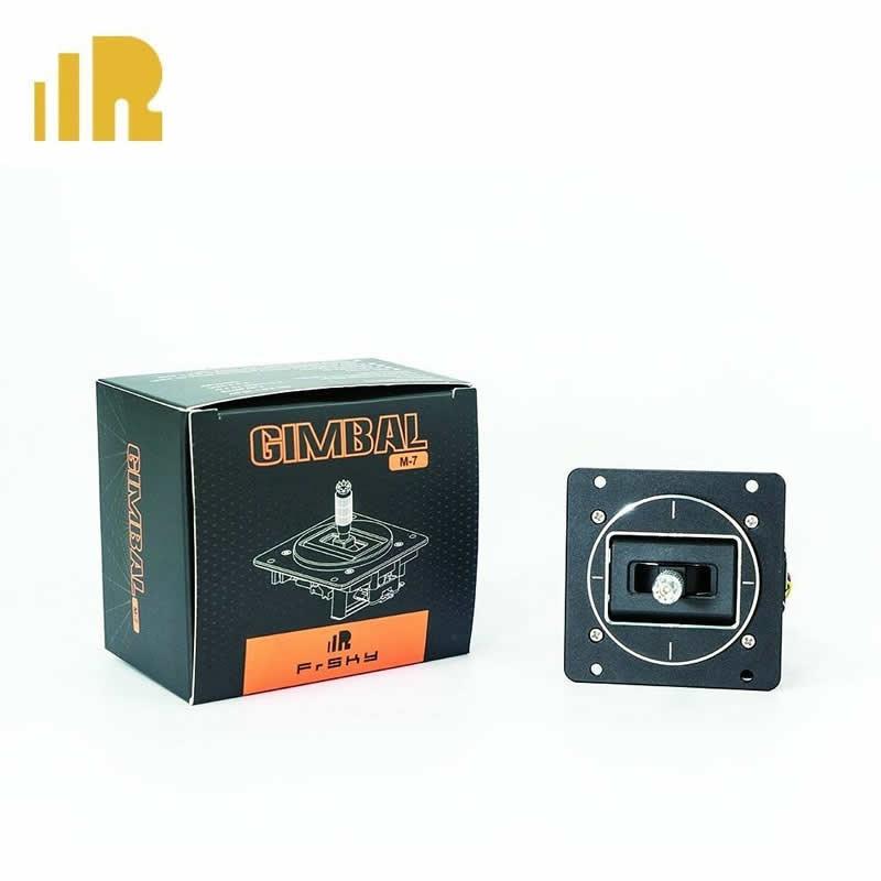 Taranis Q X7 M7 Gimbal mit Hall-Sensoren