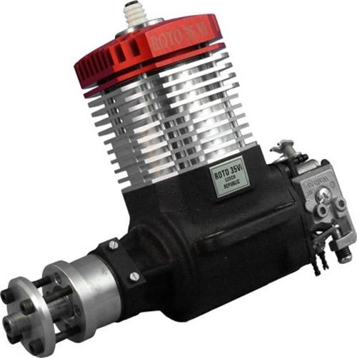 RM35VPi - Benzinmotor