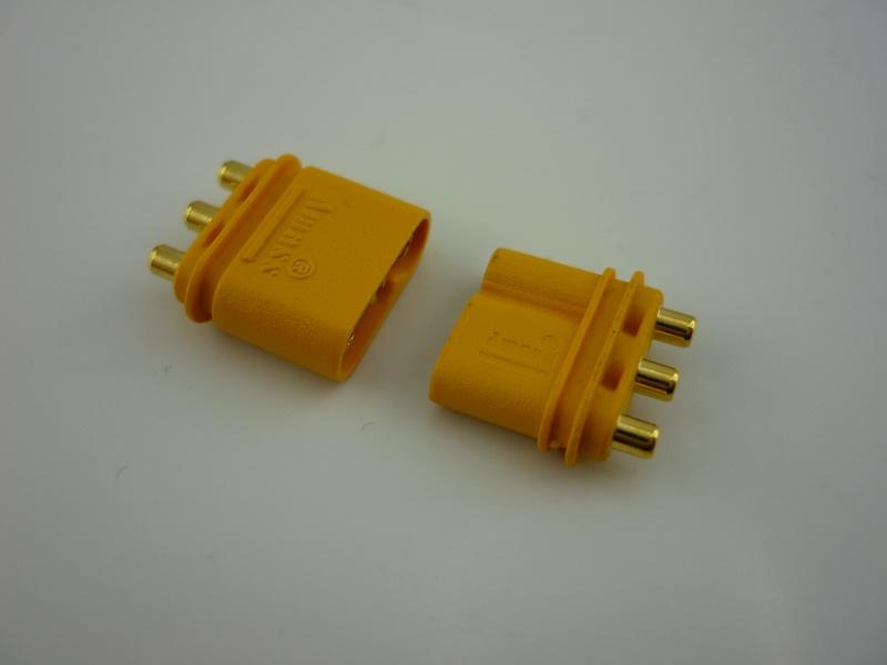 Amass MR30PB Connector Plug