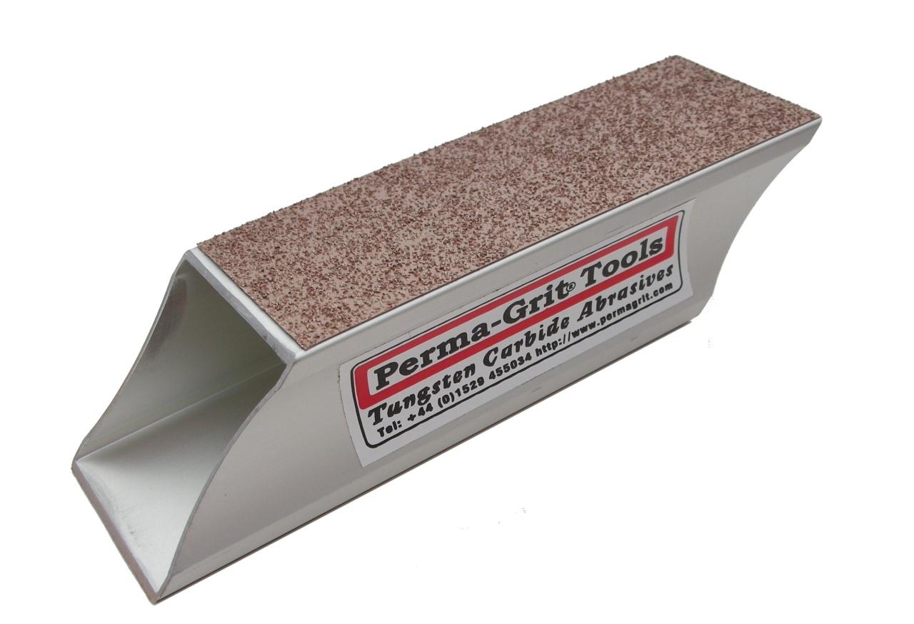 Perma-Grit Wedge Sanding Block 140x51 mm