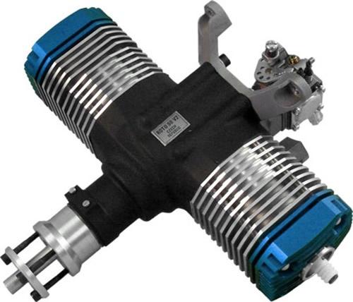 RM50V2 - Benzin-Boxermotor