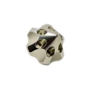 alu-3D-spinner large silver
