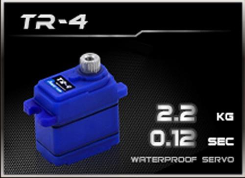 HD-Power Digital HV Servo TR-4 waterproof