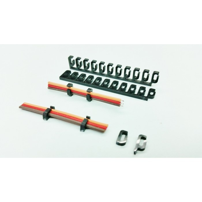 cable holder servo flat/single
