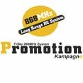 Promotion Kampagne