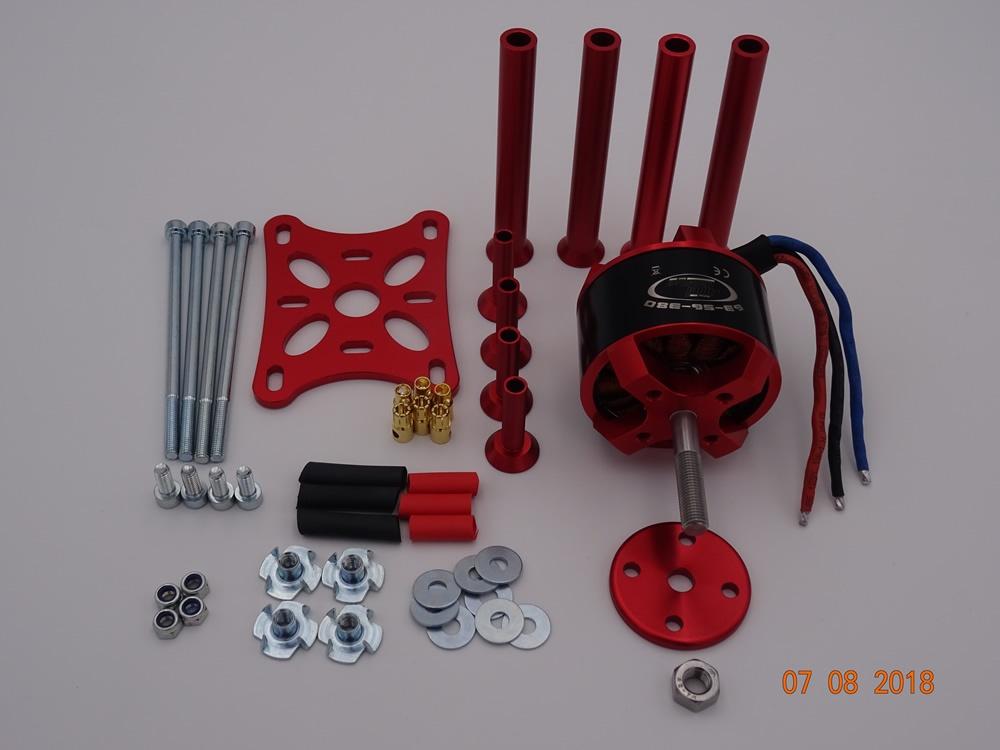 EM63-56-380 Electric motor