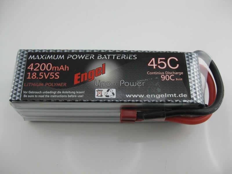 Engel-Lipo-Power 4200 18,5V, 45/90C