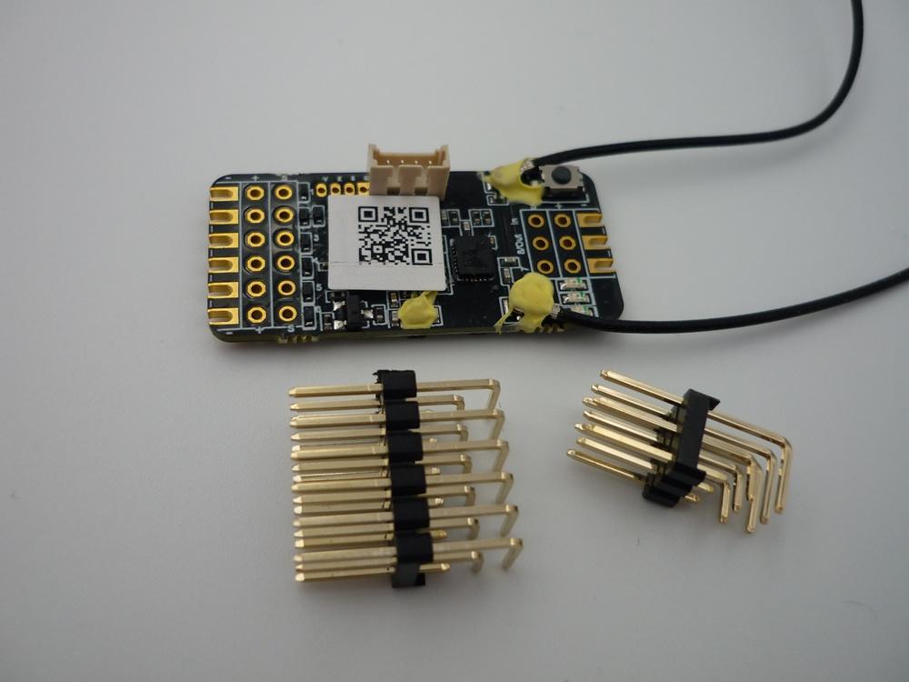 Empfänger G-RX8 LBT (Bausatz) mit Redundancy