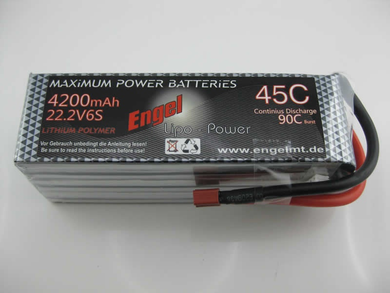 Engel-Lipo-Power 4200 22,2V, 45/90C