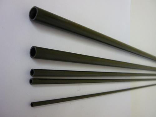 Micro Carbon Rohr 1,00/0,51 mm