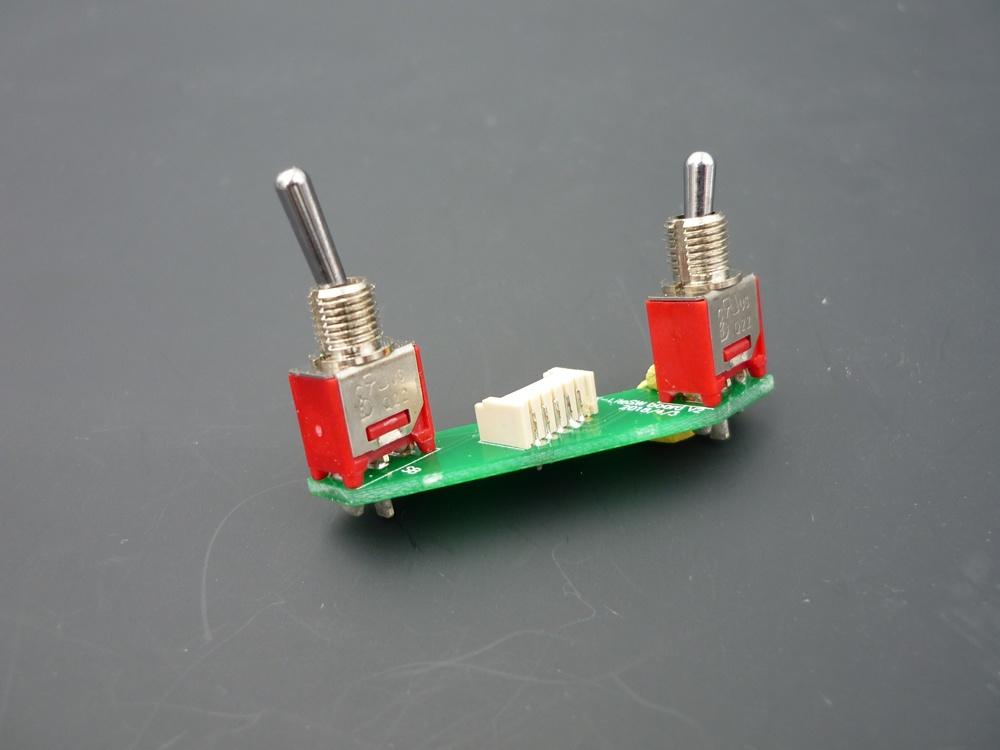 Taranis X-LITE/S/Pro Momentary Switch (short) -3 Pos. (long)