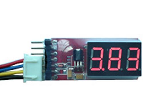 Lipo Checker Super Digital Monitor (2-6S)