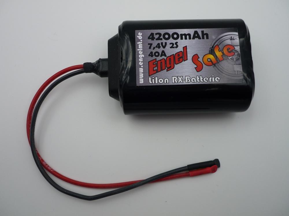 Empfängerakku SAFE LiIon 2S/4200mAh